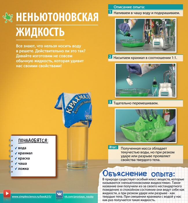 Маленькие опыты по физике в домашних условиях - TSGbelg20.ru