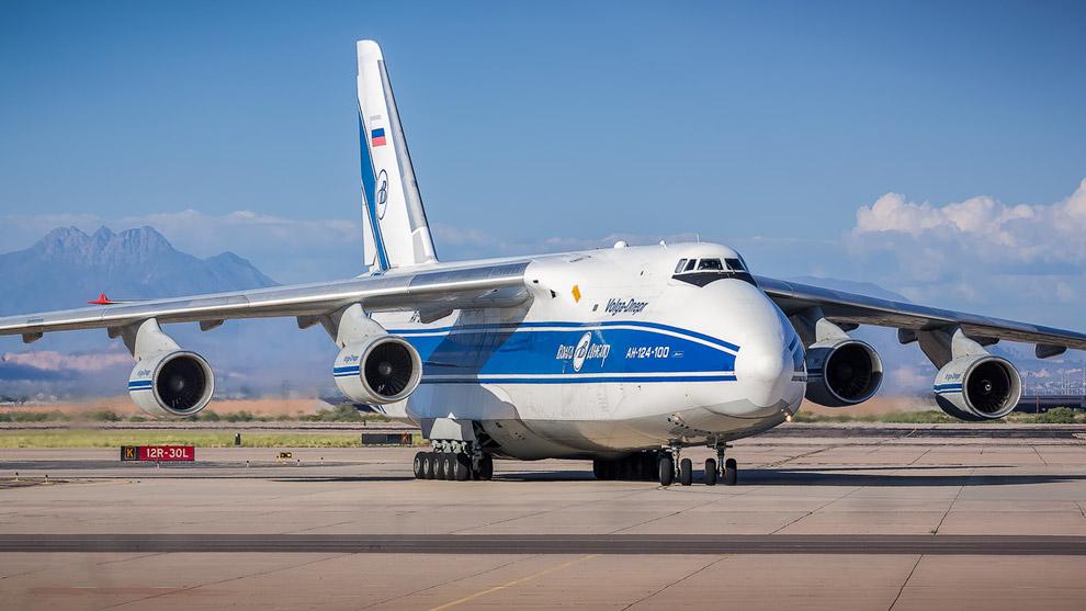 самые большие в мире самолеты фото