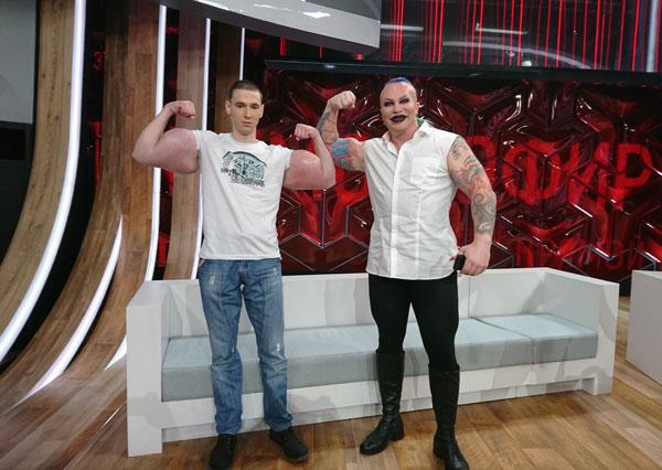 Кирилл Терешин из Пятигорска сделал операцию – «руки-базуки» лопнули?