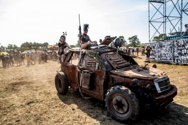 Wacken Open Air в Германии