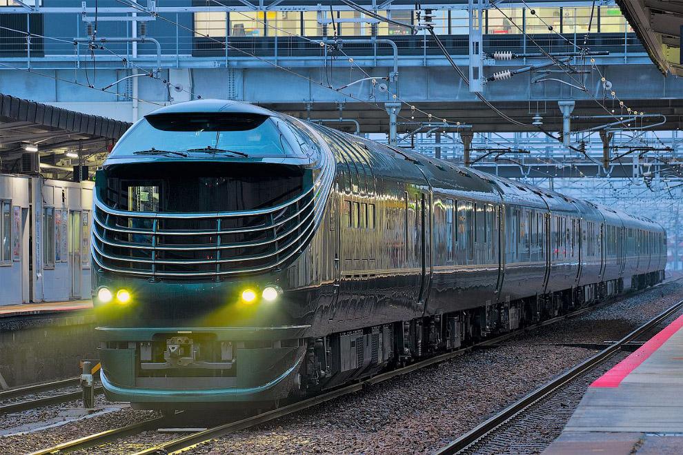 самые крутые поезда мира фото начала работы открываем