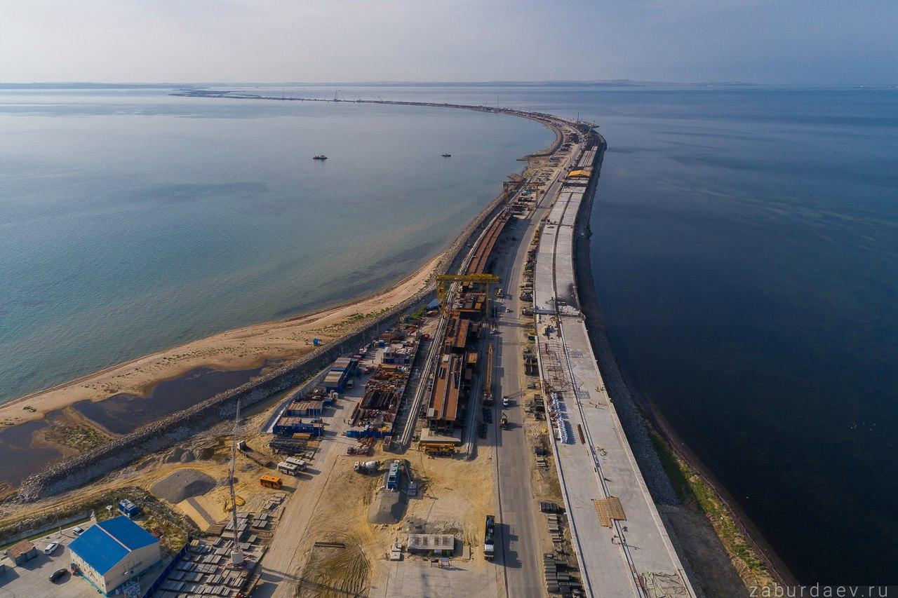 квартиры фото крымского моста с воздуха видели