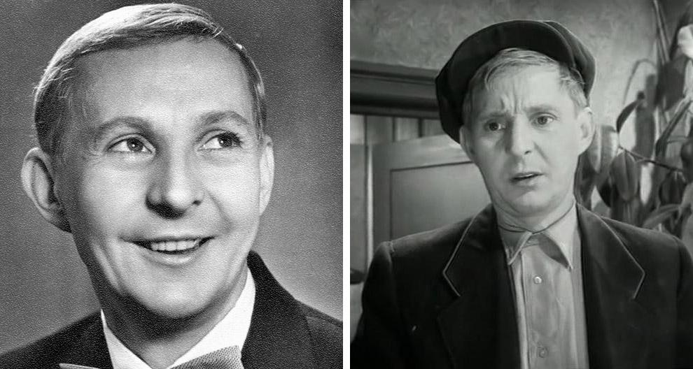 далеко все все советские актеры мужчины фото и имена скромно сидела